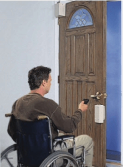 Residential Automatic Door Openers