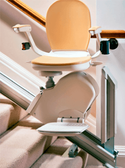 Residential Inclined Stair Lifts