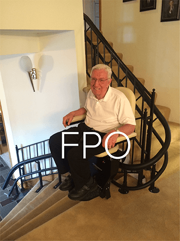 Using Stair Lift