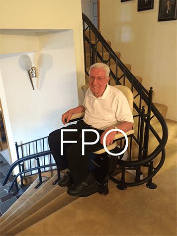 Using Stair Lift