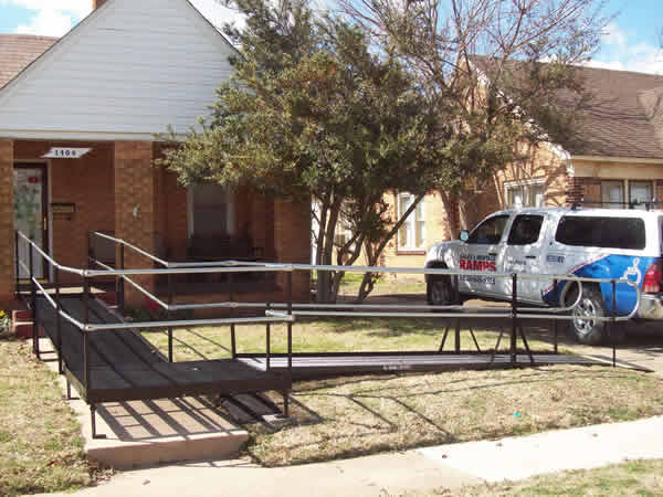 Chicksaw, OK Modular Wheelchair Ramp Rental