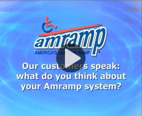 Amramp Customer Video