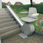Stair Lift outdoor