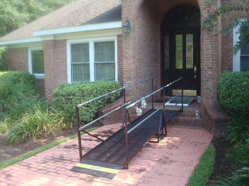 Residential ramp rental in Tallahassee