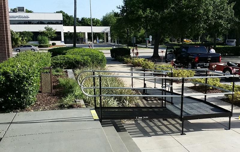 Orlando Florida Amramp Wheelchair Ramps Stair Lifts