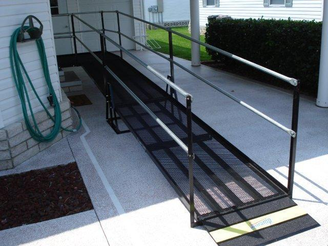 Tampa, Florida - Amramp | Wheelchair Ramps, Stair Lifts, and