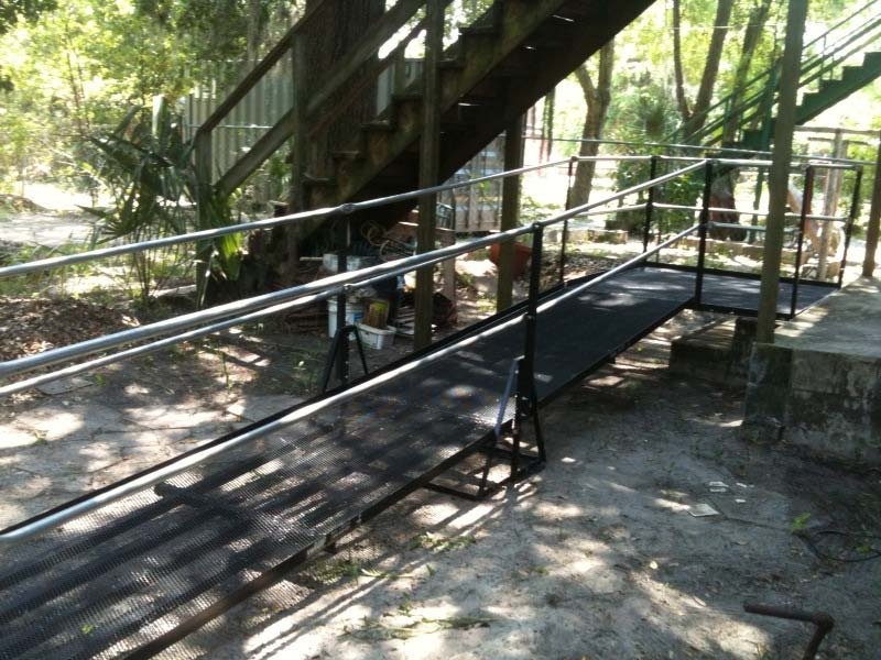Jacksonville Fl Amramp Wheelchair Ramps Stair Lifts