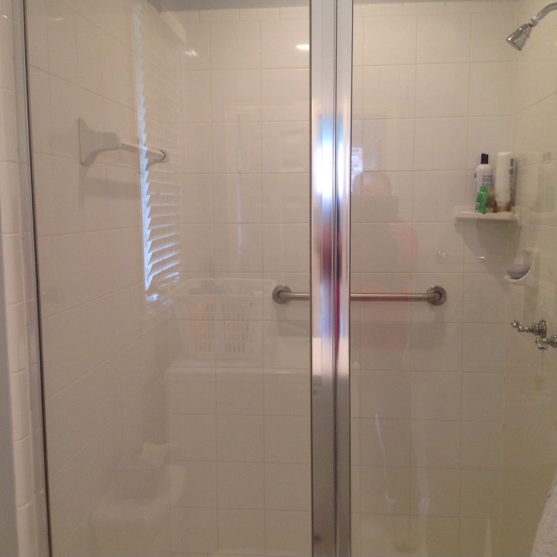 The Amramp DFW team provided same day service to install grab bars in a private home in Dallas, TX.