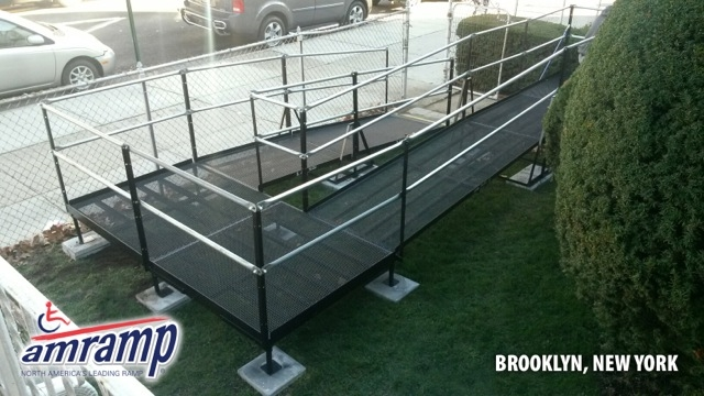 Long Island New York Amramp Wheelchair Ramps Stair Lifts And