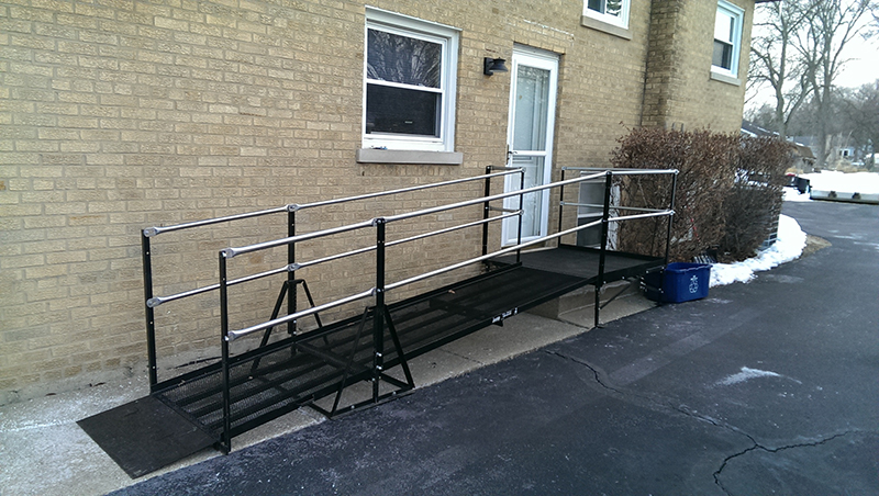 Chicago Illinois Amramp Wheelchair Ramps Stair Lifts
