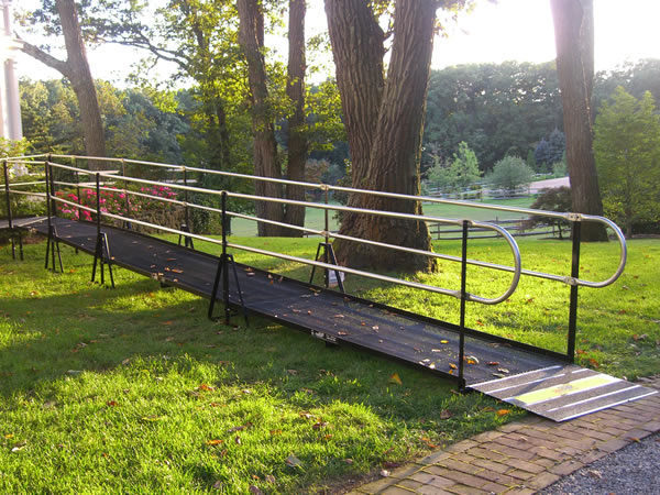 Central Amp Southern New Jersey Amramp Wheelchair Ramps