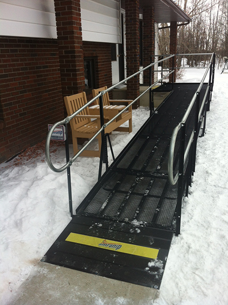 Edmonton Amramp Wheelchair Ramps Stair Lifts And