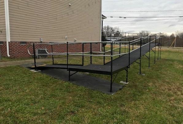 South Carolina Amramp Wheelchair Ramps Stair Lifts