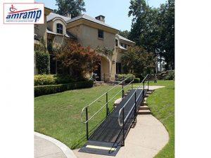 Custom designed ramps for residential needs