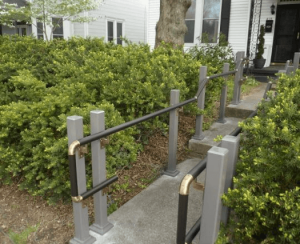 Add handrails to make your home or business more accessible!