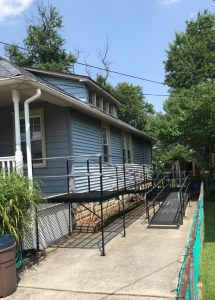 This ALS patient's family was very satisfied with their wheelchair ramp installed by Nick Marcellino and the Amramp Greater Philadelphia team.