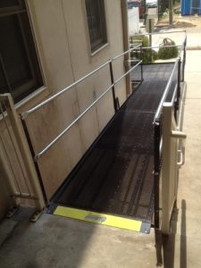 The Center for Family Services needed to provide wheelchair access for their offices in Camden, NJ. They turned to Nick Marcellino and Amramp Philadelphia team to install this wheelchair ramp for everyone to be able to access the Center.