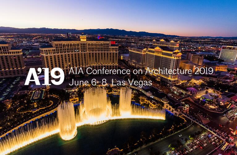 AIA Architecture Conference 2019