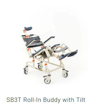 Roll-In Buddy with Tilt
