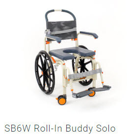 Roll-in Buddy Solo