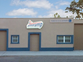 Amramp Long Island Office Building